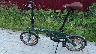 Обзор велосипеда Shulz Hopper 3