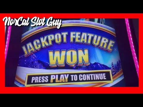 LAS VEGAS BONUS WINS @ The Mirage   NorCal Slot Guy