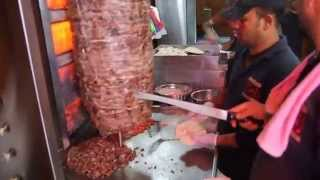 Amman Street Food - Reem Beef And Lamb Shawarma