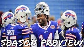 Buffalo Bills 2016-17 NFL Season Preview - Win-Loss Predictions and More!