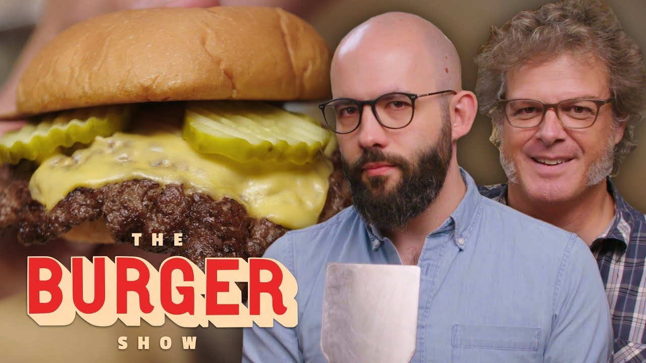 Binging with Babish Taste-Tests Regional Burger Styles | The Burger Show