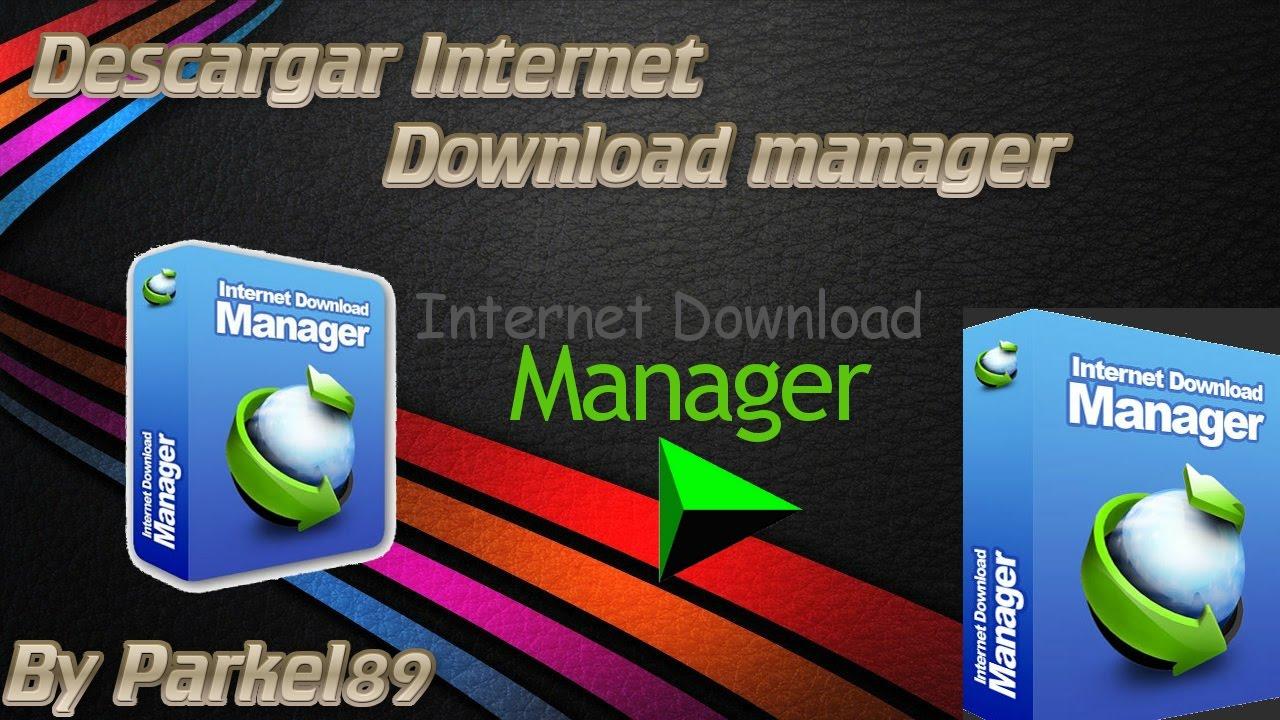 descargar internet  manager mas crack