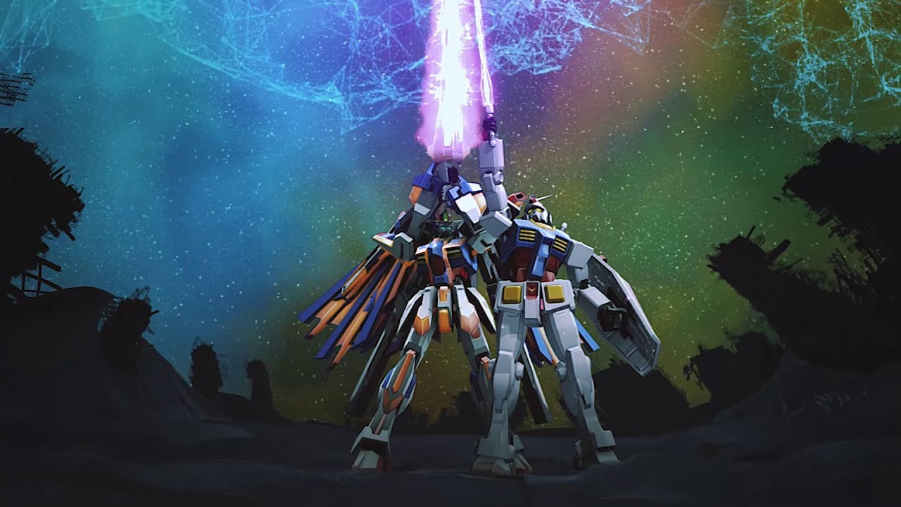 MOBILE SUIT GUNDAM EXTREME VS. MAXIBOOST ON - Announce Trailer