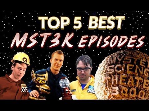 Download The Top Five Best Episodes of MST3K