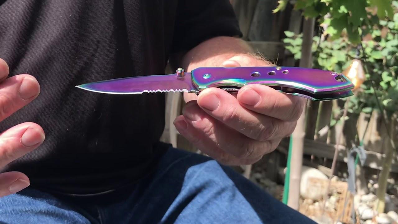 Download Knife inside a Knife Sharpener     Survival Sharp n Fire