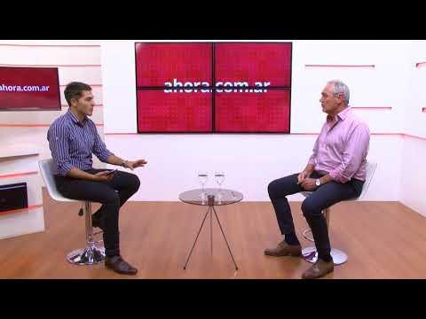AHORA TV | Entrevista con Atilio Benedetti