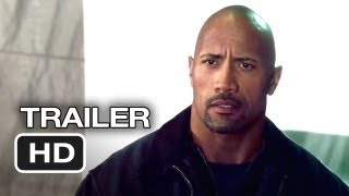 Snitch TRAILER 1 (2013) - Dwayne Johnson, Benjamin Bratt Movie HD