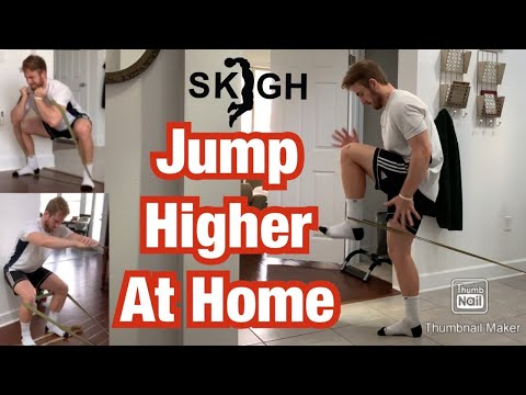 Jump Higher At Home!!