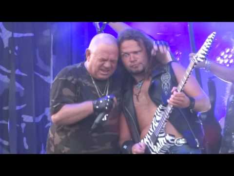 Dirkschneider - Balls To The Wall LIVE (Bang Your Head 2016) music