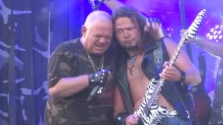 Video Dirkschneider - Balls To The Wall LIVE (Bang Your Head 2016) download MP3, MP4, WEBM, AVI, FLV April 2018