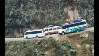 La Carretera de la Muerte, Bolivia, https://www.youtube.com/user/viajero959. thumbnail