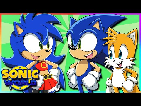 Sonic Meets Sonica