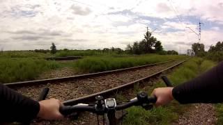 Trasa rowerowa z Krakowa do Niepołomic