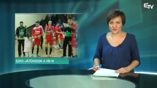 Sporthírek 2017. január 12. – Erdélyi Magyar Televízió