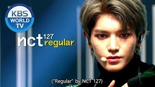 NCT127 - Regular [Music Bank COMEBACK / 2018.10.12]