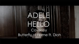 Adele - Hello (Rock Cover by Butterfly of Flame feat Diah)