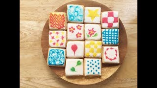 糖霜餅乾 Royal icing cookies