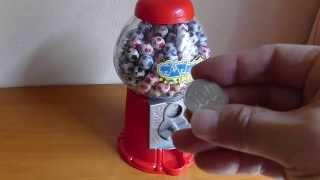 ガムボールマシーンでサッカーボール チョコレート Gumball Machine ガムGum Candy Chocolate