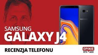 Samsung Galaxy J4+  - czy warto go kupić?
