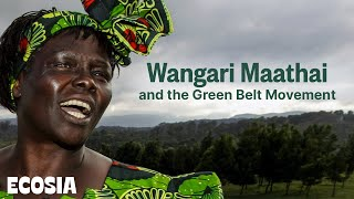 Tree planter, Nobel Prize laureate, revolutionary: Prof. Wangari Maathai at 80