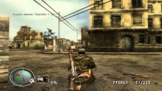 Sniper Elite - Level 26 - Escape From Berlin - Journey to Tempelhof
