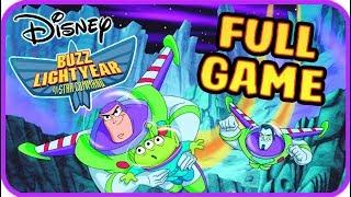 Disney/Pixar Buzz Lightyear of Star Command Walkthrough FULL GAME Longplay (PS1, PC, Dreamcast)