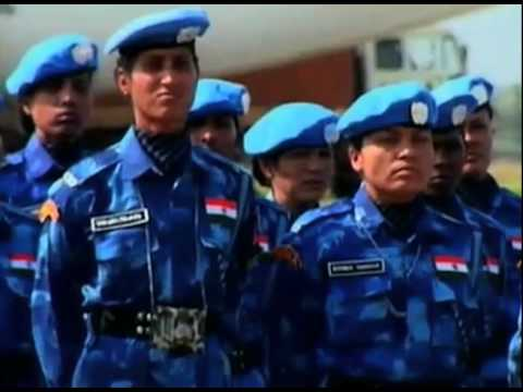 As role of police grows in peace missions, UN wants more female officers in ranks