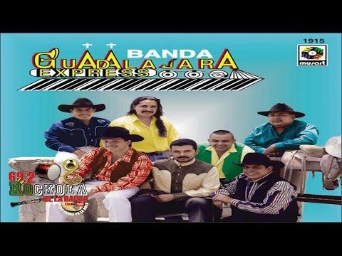 Banda Guadalajara Express / Puros Corridos