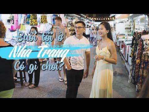 Du lịch NHA TRANG tự túc - Buổi tối chơi gì ở Nha Trang? // Cùng Traveloka khám phá Nha Trang