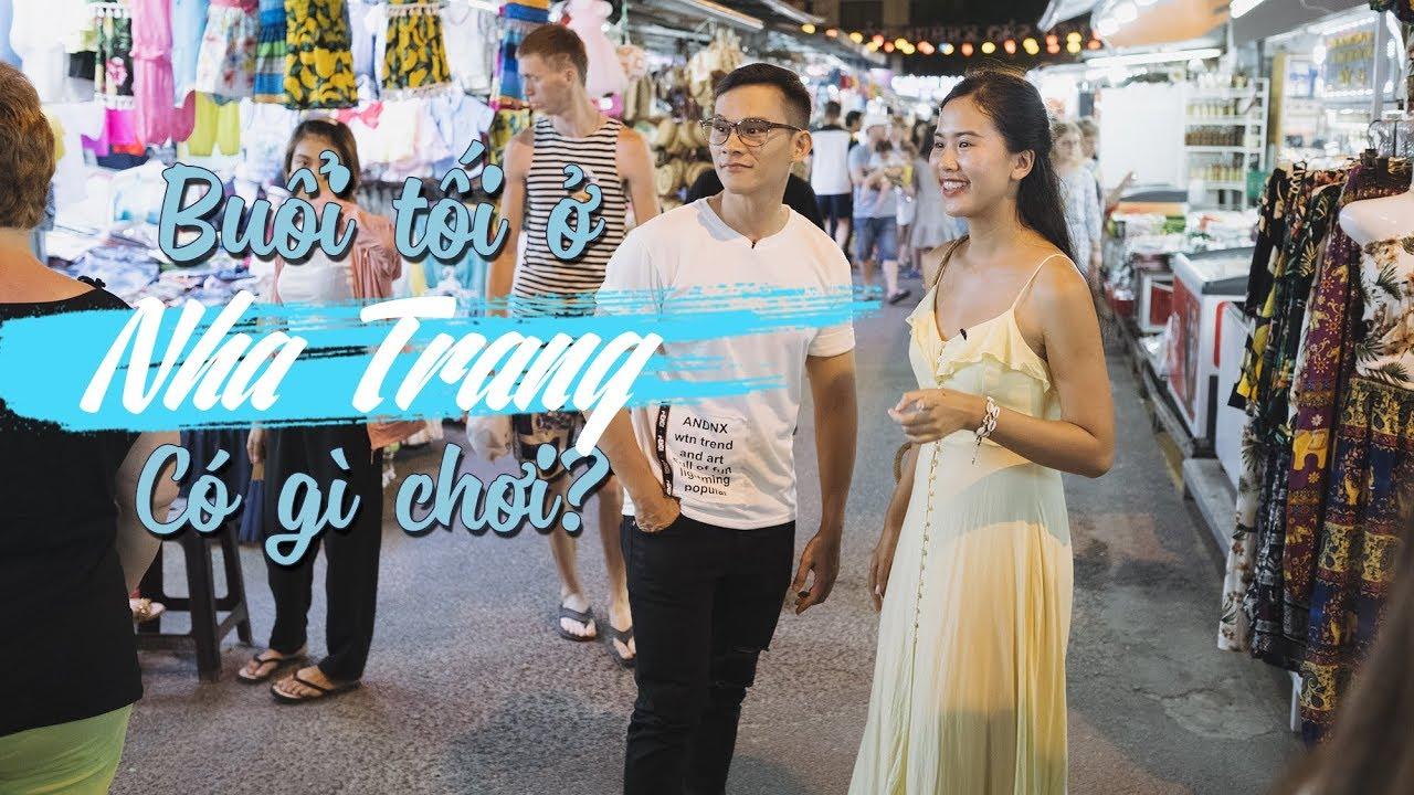 Du lịch NHA TRANG tự túc – Buổi tối chơi gì ở Nha Trang? // Cùng Traveloka khám phá Nha Trang