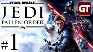 Thumbnail für das Star Wars Jedi: Fallen Order - Endlich wieder ein geniales Star-Wars-Spiel Let's Play