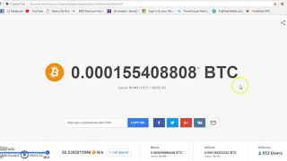CRYPTOTAB BROWSER FASTEST BROWSER WHILE MINING BTC BY: KENJIE SISON