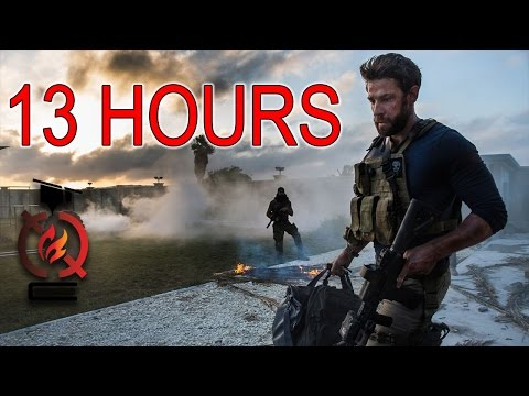 13 Hours | Based on a True Story