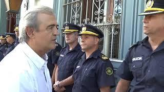 El jefe de Policía de Canelones anunció las medidas de seguridad que fueron ordenadas por Larrañaga
