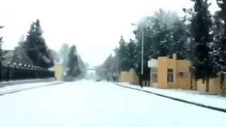 Прогулка по городу - КУСАРЫ  зимой.