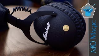 Marshall Monitor Bluetooth Headphones with aptX – Review