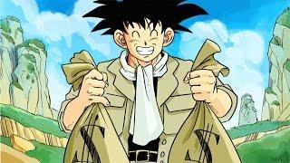 Goku should NOT BE POOR