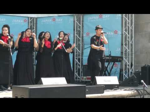 Harlem Japanese Gospel Choir - Japan Day 2017