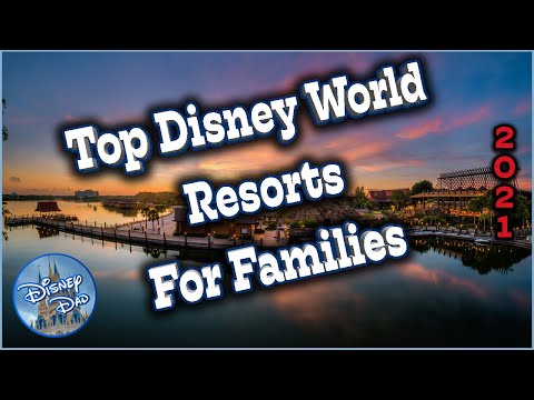 BEST Disney World Resorts For Families AND Kids! Know Where To Stay!