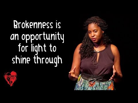 Faith Jegede-Cole at 2016 Peace of Mind Storytellers