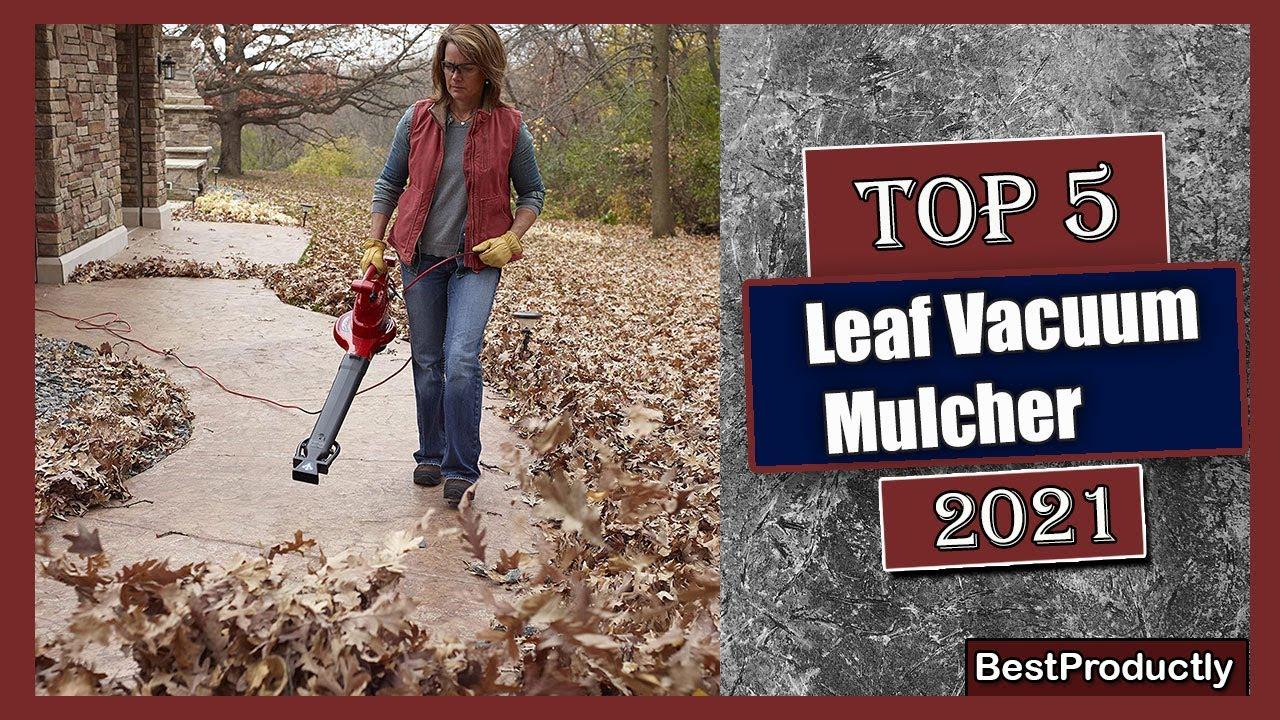 Best Leaf Blower 2020.5 Best Leaf Vacuum Mulcher 2020 Best Leaf Vacuum Mulcher