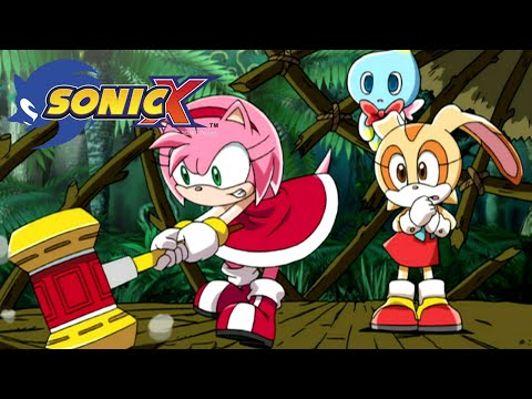 SONIC X Ep58 - Desperately Seeking Sonic