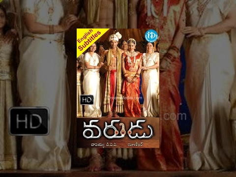 Varudu Telugu Full Movie || Allu Arjun,...