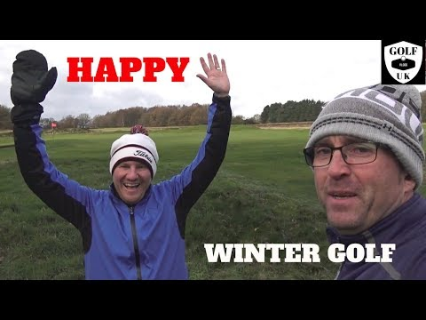 HOW TO PLAY WINTER GOLF (NOT)WITH HACKER TO SINGLE FIGURES