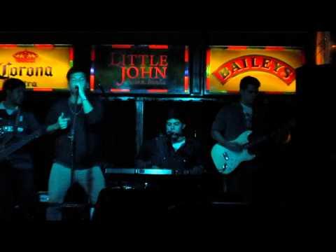 Alba Rock en Little John - Antes de Hablar