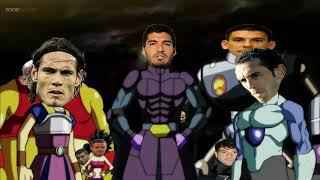 Clasificados Conmebol y Concacaf al Mundial 2018   Parodia DBS