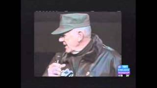 GEICO's R Lee Ermey Rips Obama on Stage