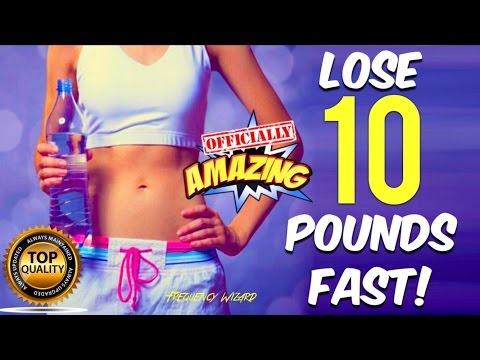 LOSE 10 POUNDS FAST! AMAZING!