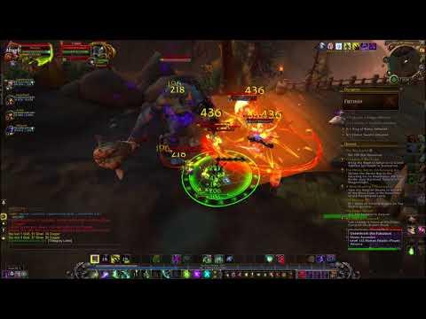 WoW bFa Dungeons: Tanking Freehold (Vengeance Demon Hunter) It's pretty OP