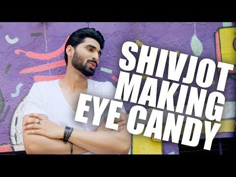 Eye Candy | Shivjot | Robby Singh | Behind The Scenes | BTS